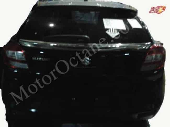 Maruti Suzuki YRA rear copy