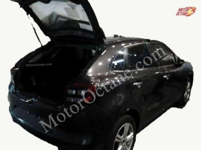 Maruti Suzuki YRA trunk copy
