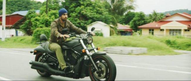 Roy Movie Bike Harley Davidson