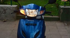 Honda Activa 3G headlamp