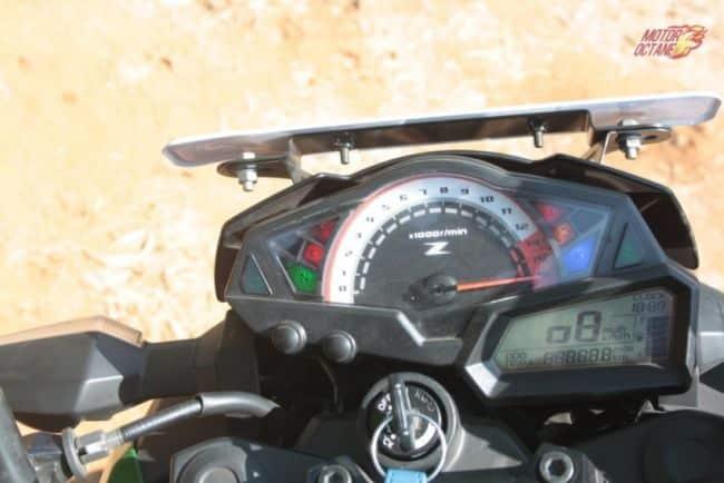 Kawasaki Z250- 11