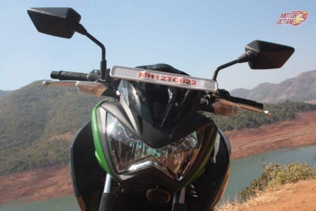 Kawasaki Z250-8