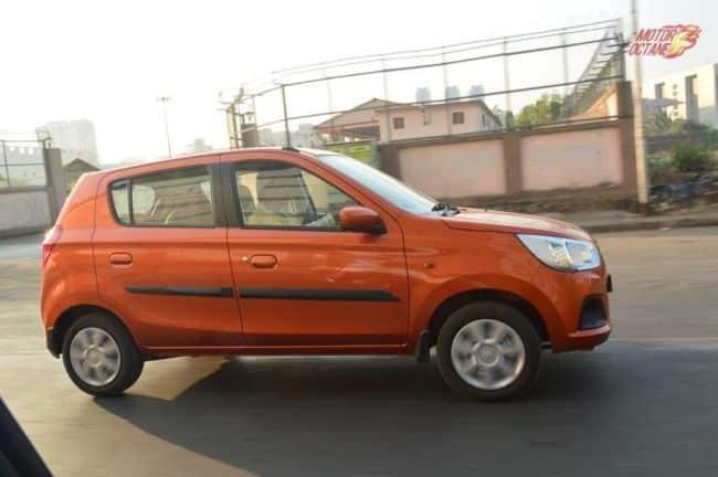 Maruti Suzuki Alto K10 21