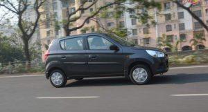 2016 Maruti Alto K10 facelift