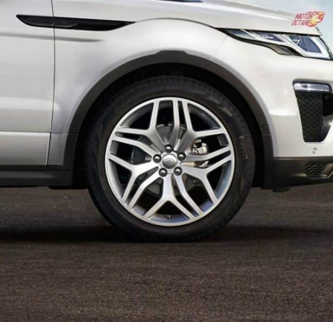 Range Rover Evoque MY16 wheels