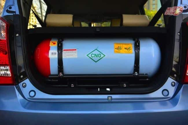 Maruti CNG Cars