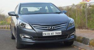 Hyundai Verna 4S