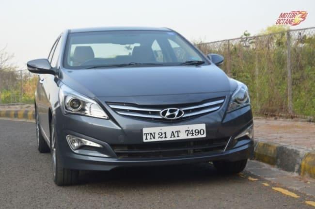 Hyundai Verna 4S New