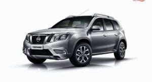 New Nissan Terrano 2017