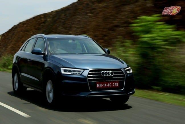 2017 Audi Q3 motion