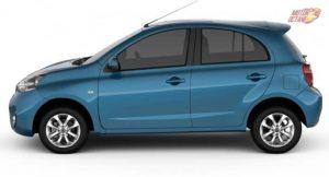 Nissan Micra side