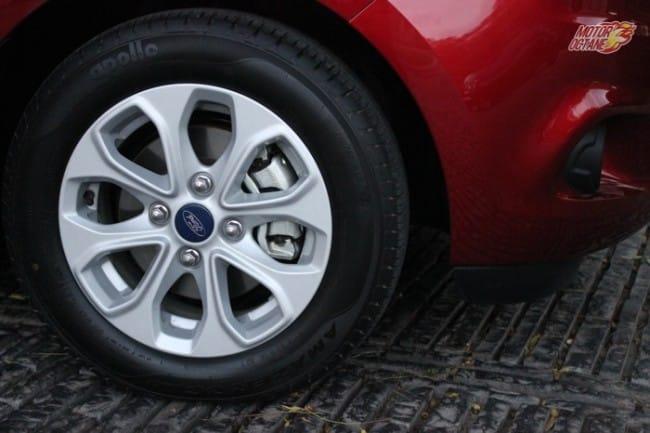 Ford Figo Aspire 10