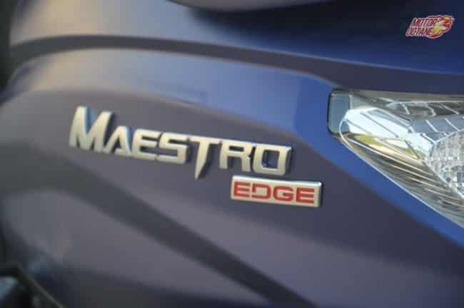 Hero Maestro Edge 11