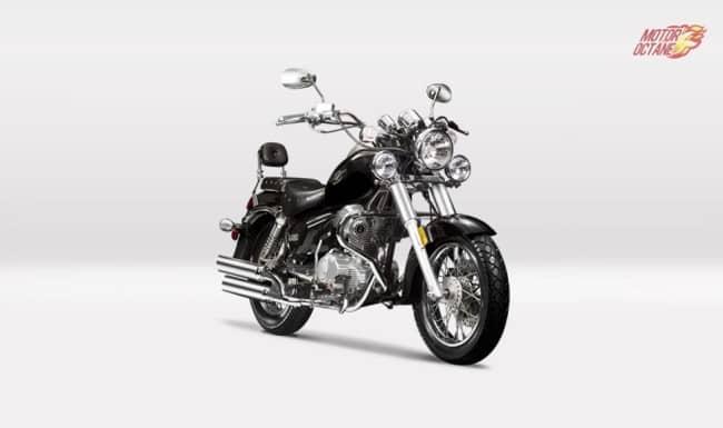 UM Motorcycles Renegade