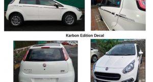 Fiat Punto Evo KArbon