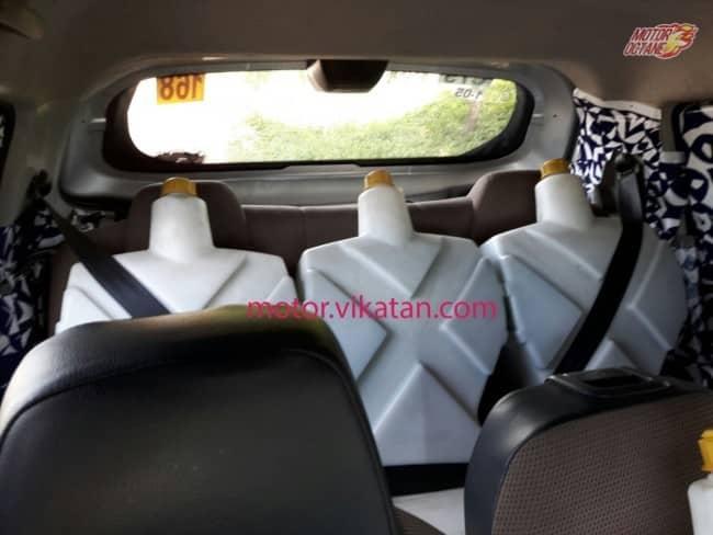 Mahindra-S101-Mahindra-XUV100-rear-seats-spied-1024x768