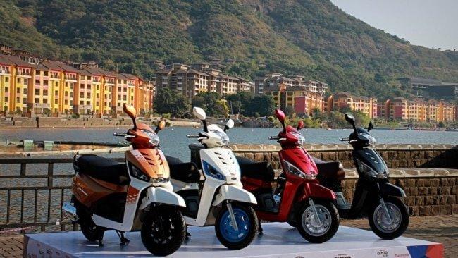 Mahindra Gusto 125 - Display Bikes (2)