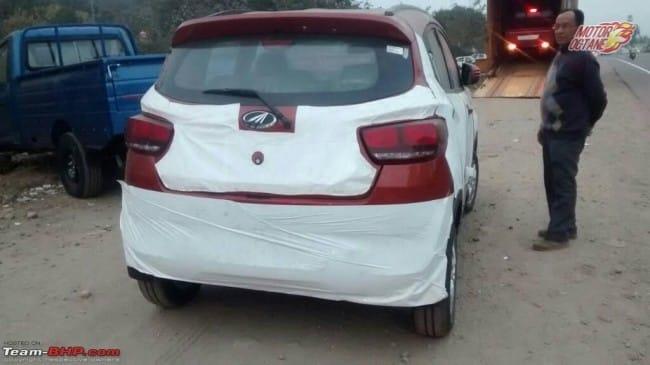 Mahindra-KUV100-rear-spied-1024x575