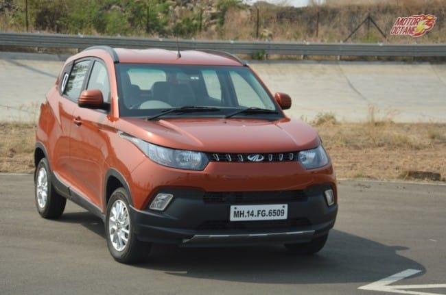 New Mahindra KUV100 2017