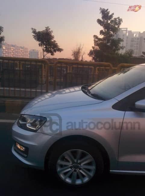 VW Vento 2016 Spied_2