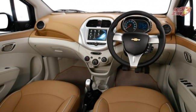 Chevrolet-Essentia interior