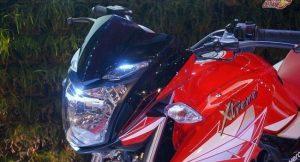 Hero Xtreme 200S headlamp