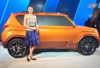 Hyundai Carlino side