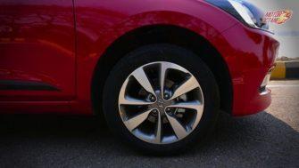 Hyundai Elite i20 alloy wheel