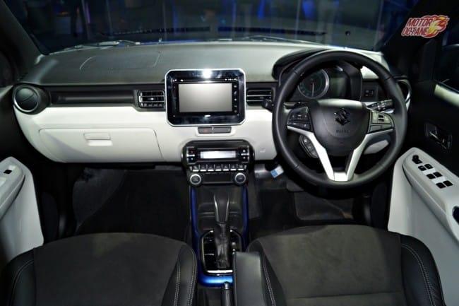 Maruti Suzuki Ignis 2020 interiors