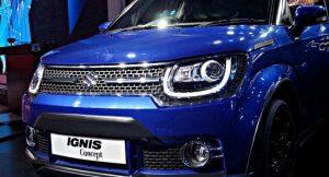 AHO DRL Maruti Suzuki Ignis headlamp