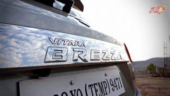 Maruti Vitara Brezza logo