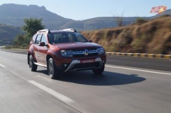 New Renault Duster 2017