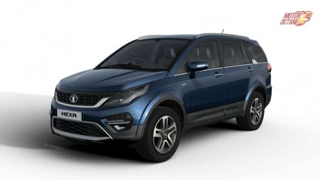 Tata Safari 2018 >> Tata's Harrier platform for the new-gen SUVs » MotorOctane