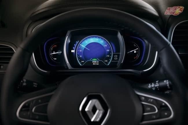 Renault LBC interior