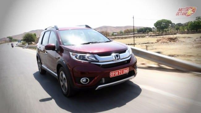 Honda BRV Price