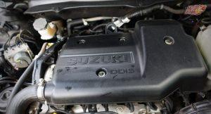 Maruti Ciaz engine