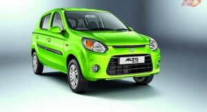 2016 Maruti Alto 800 Price Green colour