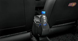 2016 Maruti Alto 800 facelift bottle holder