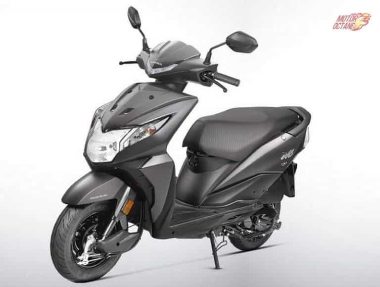 New Honda Dio 2018