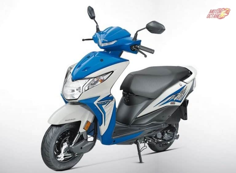 New Honda Dio 2017 Price In India Features Specifications