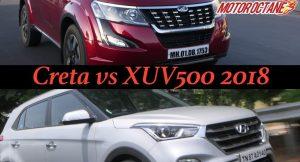 creta vs XUV 500
