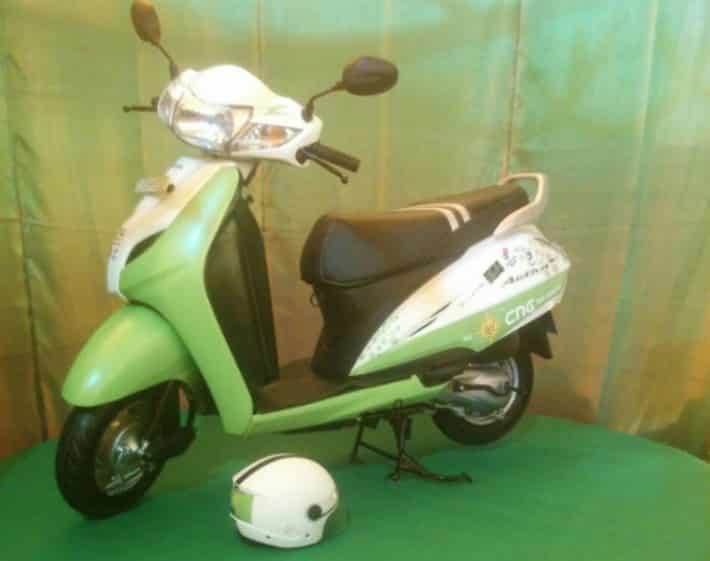 Honda Activa Cng Scooter Price Mileage Lovato Cng Kit For Two Wheelers