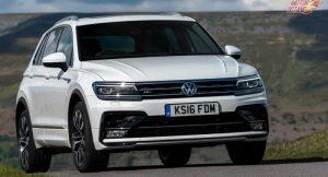 Volkswagen Tiguan motion