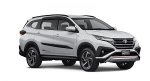 Toyota Rush SUV India