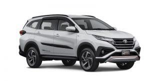 Toyota Rush SUV India