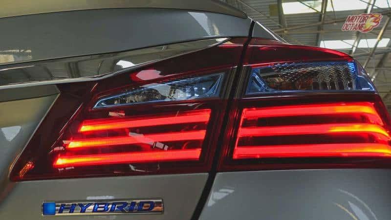 Honda Accord tail lamp