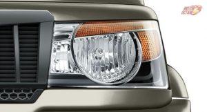 Mahindra Bolero Power+ Plus headlamp