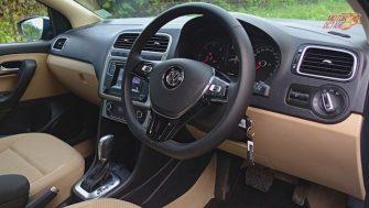 Volkswagen Ameo Diesel DSG interior