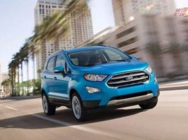 New Ford Ecosport 2017