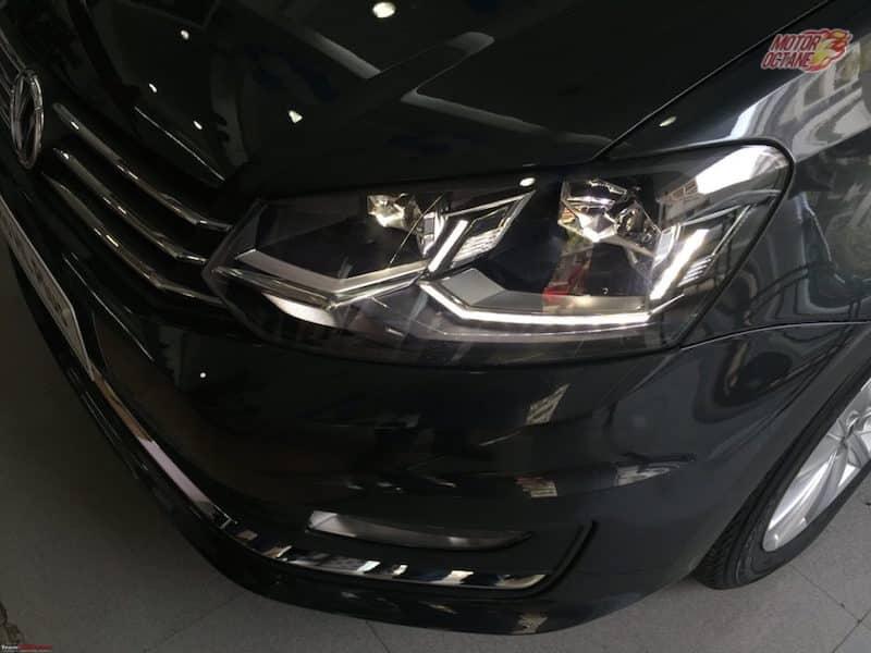 VW Vento 2017
